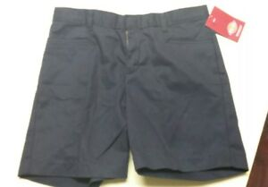 Dickies Youth Girls Shorts Black Husky Plus Sizes 14.5  18.5  Classic Fit#BBCB