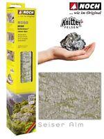 Noch Wrinkle Rock 60305 Knitterfelsen Seiser Alm Scale Model Scenery Landscape