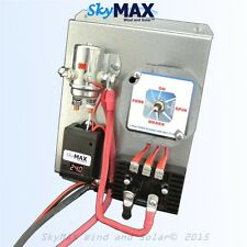 Charge controller Digital 48 VOLT with brake switch 4 wind and solar panels