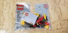 LEGO 40277 February 2018 Minibulid Car And Petrol Station Polybag