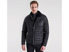 Barbour Jacket Coat Wax Quilted B & Y Black MWX0927BK91 NWT Extra Large XL Euro