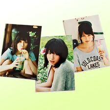 "AKB48 Atsuko Maeda ""Acchan"" 3 photos"