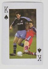 Football World Cup 2006 Playing Card single - Ruud van Nistelrooy PSV Eindhoven