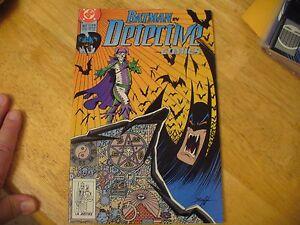 DETECTIVE COMICS #617 (BATMAN) DC (9.4 NM) EARLY 7/90 -XTREME HI GRADE-TIGHT