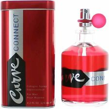 Connect By Curve Cologne Spray for Men 4.2 oz