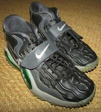 NIKE Air Zoom Turf Jet 97 Mens Cross Training Shoes 554989-001 Black Sz 11