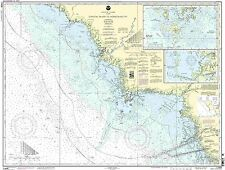 NOAA Chart Crystal River to Horseshoe Point, Suwannee River, Cedar Keys