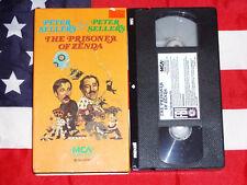 The Prisoner of Zenda (VHS, 1979)  Peter Sellers, Lynne Frederick, Rare Comedy