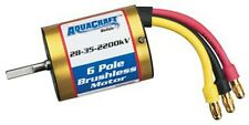 Aqua Craft Brushless In-Runner Marine Motor 28-35-2200kV # AQUG7005 AquaCraft