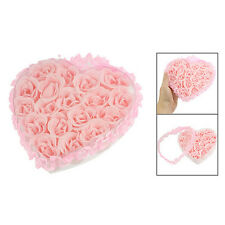 18 in 1 Bath Body Flower Heart Favor Soap Rose Petal Wedding Decoration Party T1