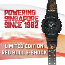 NEW Casio G-SHOCK Red Bull 35th Anniversary Limited Edition Watch 100pcs only