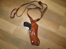 Hunter Shoulder Holster 10 12 13 15 19 66 65  S&W K Frame 3 in RH GC 052320