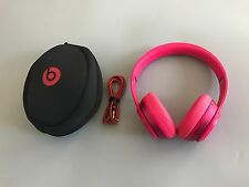 Genuine Beats by Dr. Dre SOLO2 Solo 2 Wired On-Ear Headphones - Pink