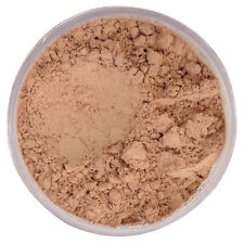 Mineral Foundation Soft Honey Bare Acne Natural Cover Full Coverage