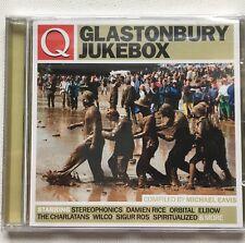 GLASTONBURY JUKEBOX CD ELBOW ECHO AND THE BUNNYMEN SIGUR ROS CHARLATANS WILCO
