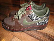 Nike Air Force 1 SPRM '07 Air Force 1 Supreme Size 9.5 Style #315339-211