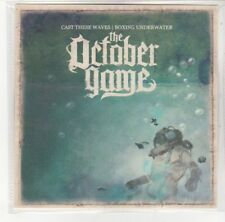 (DN80) The October Game, Cast These Waves - DJ CD