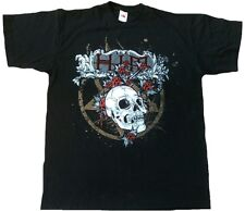 Official H.I.M. him venus Doom Berlin 2007 Columbia club estrella de rock VIP t-shirt s