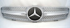 2004-2008 Pre-Facelift MERCEDES CLS Class W219 SILVER/CHROME GRILLE SL LOOK