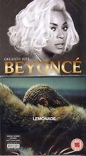 3CD+DVD set BEYONCE Greatest Hits 2CD + Beyonce Lemonade 2016 CD & DVD