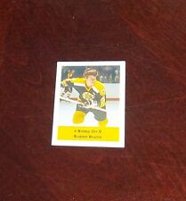 Bobby Orr loblaws nhl action players 1974 -75 stamp
