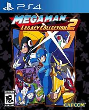 Mega Man Legacy Collection 2 PS4 Sony PlayStation 4 Brand New Factory Sealed