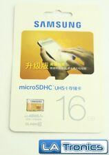 New Samsung Evo 16GB MB-MP16D microSDHC Class 10 48MB/S Micro SD Card