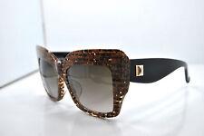 NEW Authentic MAX MARA GEM1F FSCHA  Sunglasses