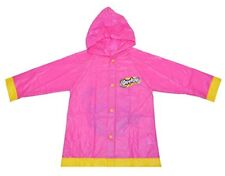 Shopkins Rain Slicker Raincoat (Medium 4/5)