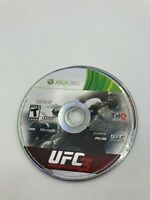 Microsoft Xbox 360 Disc Only Tested UFC Undisputed 3 Ships Fast
