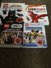 Super Heroes Batman Visual Dictionary Lego Play Star Wars Mini Figures
