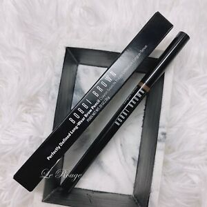 Bobbi Brown Perfectly Defined Long-Wear Brow Pencil TAUPE 6 eyebrow definer NEW