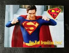 SUPERMAN Card Dean Cain Skybox #48 Lois & Clark TV Series