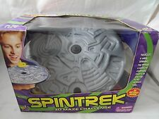 NEW SEALED Vintage 1999 SpinTrek - Ultimate 3D Hand Held Maze