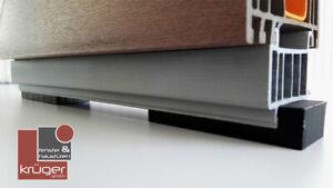 Montageklötze für Fensterbankanschlussprofil zur Fenstermontage