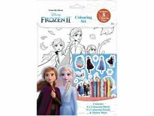 DISNEY Frozen 2 - Colouring Set