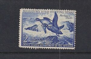 US Duck Stamp # RW-19 Mint NG