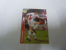 Carte France  Foot 2000 - N°151 - Nancy - Tony Cascarino