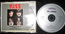 RARE MAXI CD I Was Made For Lovin' You - Kiss MxCD (c) 1989