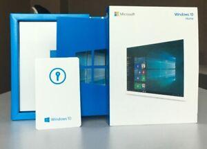 Windows 10 Home X64 Bit USB Flash Drive + Activation Key - Free Shipping