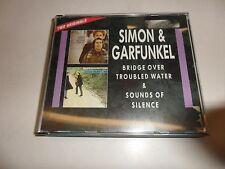 CD Simon & Garfunkel-Bridge Over Troubled Water/Sounds of Silence