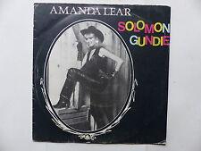 AMANDA LEAR Solomon gundie 102223