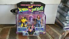 Wolverine & Akuma X-Men Vs. Street Fighter Super Star Figures Marvel Capcom