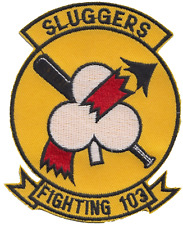 Fighter Squadron 103 VF-103 United States Navy USN Embroidered Patch