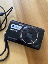 Sony Cyber-shot DSC-W570 16.1MP Digital Camera - Silver. CARL ZEISS