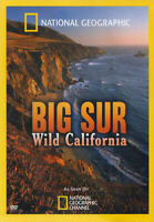 Big Sur: Wild California (National Geographic) New DVD