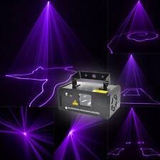 Remote Laser Projector Stage Light LED DMX 512 Lighting Xmas Party DJ Disco KTV