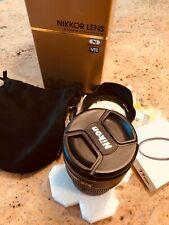 MINT: Nikon AF-S Nikkor 16-35mm f/4G Nano Crystal Coat ED VR  Lens