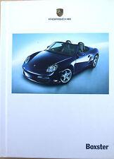 Porsche Boxster, Hardback, Sales Brochure