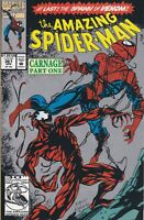 Amazing Spiderman 361 ,362 2nd prints